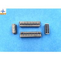 Quality Dual Row 2.00mm Pitch for HRS DF11 Connector Wire To Board Connectors Crimping Housing for sale