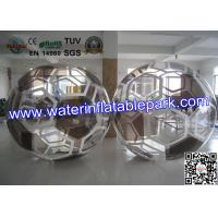 Wholesale Colorful 1.0mm PVC Sphereing Ball ,  Football With Inflatable Balls from china suppliers