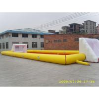 Wholesale High Quality 0.9mm Pvc Tarpaulin Inflatable Soccer Field For Sale from china suppliers