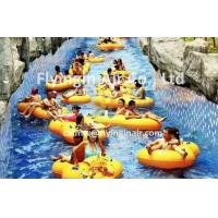 Wholesale Customized Pvc Inflatable Water Floating Ring for Water Party Game from china suppliers