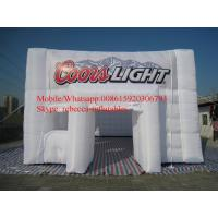 Wholesale Popular gaint inflatable tents / inflatable cube tent Advertising Inflatable Tent from china suppliers