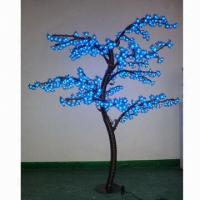 Wholesale 1.5M LED Blossom Trees Outdoor Lights for Garden Decoration from china suppliers