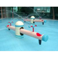 Wholesale Amusement Park Fiber glass Seesaw Play for Kids Colorful Aqua Park Equipment from china suppliers