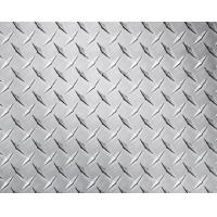 Wholesale Embossed High Glossy Aluminium Checker Plate 12000mm Length For Interior Decorating from china suppliers