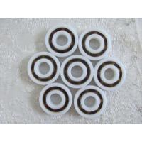 180℃ PTFE Ball Bearings Corrosion Resisting Plastic Bearings