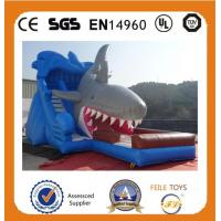 Wholesale Amazing!!2015 Best Quality cheap inflatable jumping slide for sale from china suppliers