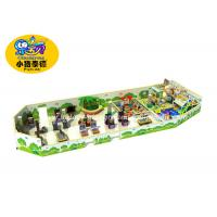Wholesale Security Soft Indoor Playground Equipment Environmental Protection from china suppliers