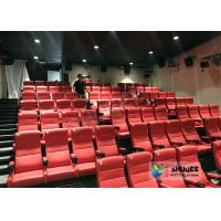 Wholesale Commercial Electric 4D Cinema Theater For Scenic Sport / 4D Amusement Park from china suppliers