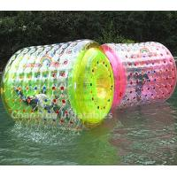 Wholesale Commercial Grade PVC Inflatable Water Roller Zorb Ball for water park from china suppliers