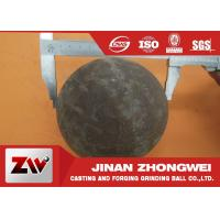 Wholesale The hottest mines forge steel balls Specifications are c45 ang60Mn materialball mill grinding from china suppliers