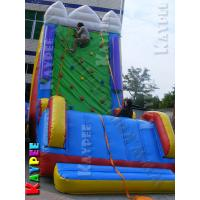 Wholesale Inflatable Rock climbing,climbing sport,inflatable sport game KSP051 from china suppliers