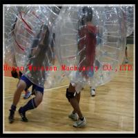 Wholesale Promotional CE TPU/PVC human inflatable bumper bubble ball for Outdoor Sports from china suppliers