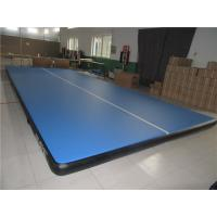 Wholesale PVC Tarpaulin Inflatable Air Track 8*8m 2 Year Warranty , Free Logo Printed from china suppliers