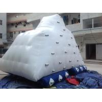 Wholesale whole inflatable water park -customized color IceTower XL with logos from china suppliers