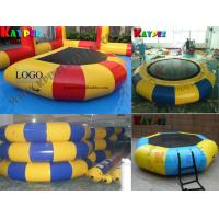 Wholesale Inflatable Water trampoline,Aquak park,Aqua run inflatable from china suppliers