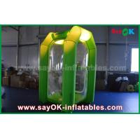 Wholesale Durable Inflatable Photo Booth Money Booth Box Machine For Promotion / Advertising / Amusement from china suppliers