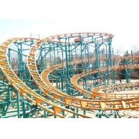 Quality Space Trip Roller Coaster Amusement Park With 405M Track Length for sale