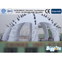 Buy cheap Igloo Inflatable Garden Outdoor Party Tent for Canopy Spider Tent with Special from wholesalers