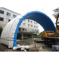 Durable Inflatable Dome Tent / Inflatable Event Tents For Exhibition and Stage Cover