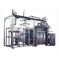 Buy cheap Large Capacity Styrofoam Molding Machine For Packing Fish / Fruit / Vegetable from wholesalers
