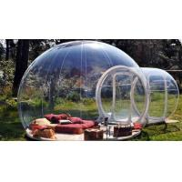 Wholesale Clear Inflatable Lawn Tent,Inflatable Transparent Tent,Inflatable Bubble Tent from china suppliers