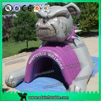 Wholesale Inflatable Bulldog Animal Event Advertising Inflatable Tunnel from china suppliers