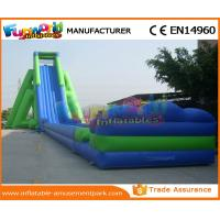 Wholesale 0.55 MM PVC Tarpaulin Inflatable Hippo Water Slide Big Water Slides For Kids from china suppliers