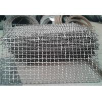 China SS304 Stainless Steel Crimped Wire Mesh Good Filter Performance Long Using Life on sale