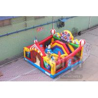 Wholesale Circus Commercial Toddler Playland from china suppliers