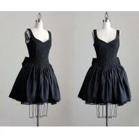 Wholesale Short Cocktail Party Dresses;black;skit petticoat underdress from china suppliers