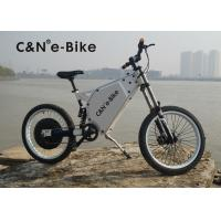 Wholesale Lightweight Outdoor Sports Off Road Electric Bike , Electric Powered Bicycle from china suppliers