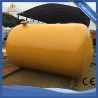 China 60 Gallon Nitrogen Storage Tank , 200 PSI Pressure Nitrogen Air Compressor Reserve Tank on sale