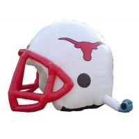 Wholesale Chisholm Long horns Football Helmet from china suppliers