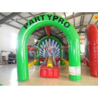 Wholesale Floating Ball Challenge Inflatable Game For Sale from china suppliers