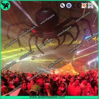 Wholesale Halloween Event Advertising Black Inflatable Spider Giant Inflatable Animal from china suppliers