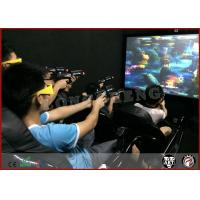 Wholesale Gun Shooting 7D Simulator Cinema Interactive CE ROHS Certificates from china suppliers