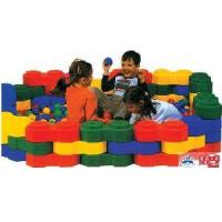 Wholesale Plastic Building Block Pool (TN-P166E) from china suppliers