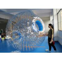 Fashion Colorful Inflatable Human Bowling Ball Game For Outdoor Attractive Promotional Football