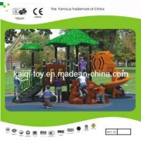 Wholesale New Design Jungle Series Outdoor Playground Equipment (KQ10022A) from china suppliers