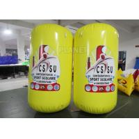 Wholesale 1.17m Diameter 1.9m Height Inflatable Marker Buoy For Water Games from china suppliers