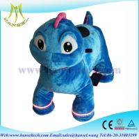 Wholesale Hansel coin operated walking ride on mall from china suppliers