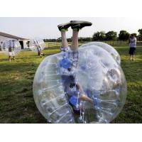 Wholesale Customized Commercial Inflatable Soccer Bubble Ball For Outdoor Sport from china suppliers