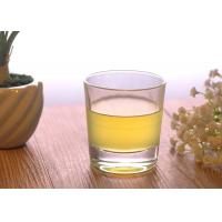 Quality Mini 2Oz Whiskey On Water Shot Glass Eco Friendly For Drinking for sale