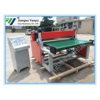 Wholesale Paper Fabric Automatic Roll Slitting Machine PLC Control System Non - Standard Custom from china suppliers