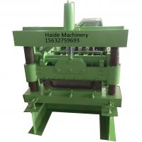 Wholesale Reliable Joint Hidden Roof Panel Making Machine With 4kw Power PLC Control from china suppliers