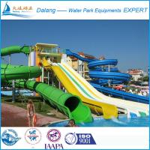 China Tube Slide Swimming Pool Water Slides for children on sale