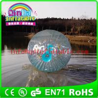 Wholesale Aqua zorbing ball inflatable zorb ball human hamster balls for adult from china suppliers