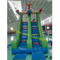 Wholesale shark samll kids pool water slide from china suppliers