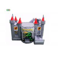 Wholesale 0.55mm Material PVC Adult Size Bounce House With Blower Maintenance Kit from china suppliers