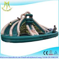 Wholesale Hansel bouncing house,cheap inflatable water slides for sale,inflatable swimming pool from china suppliers